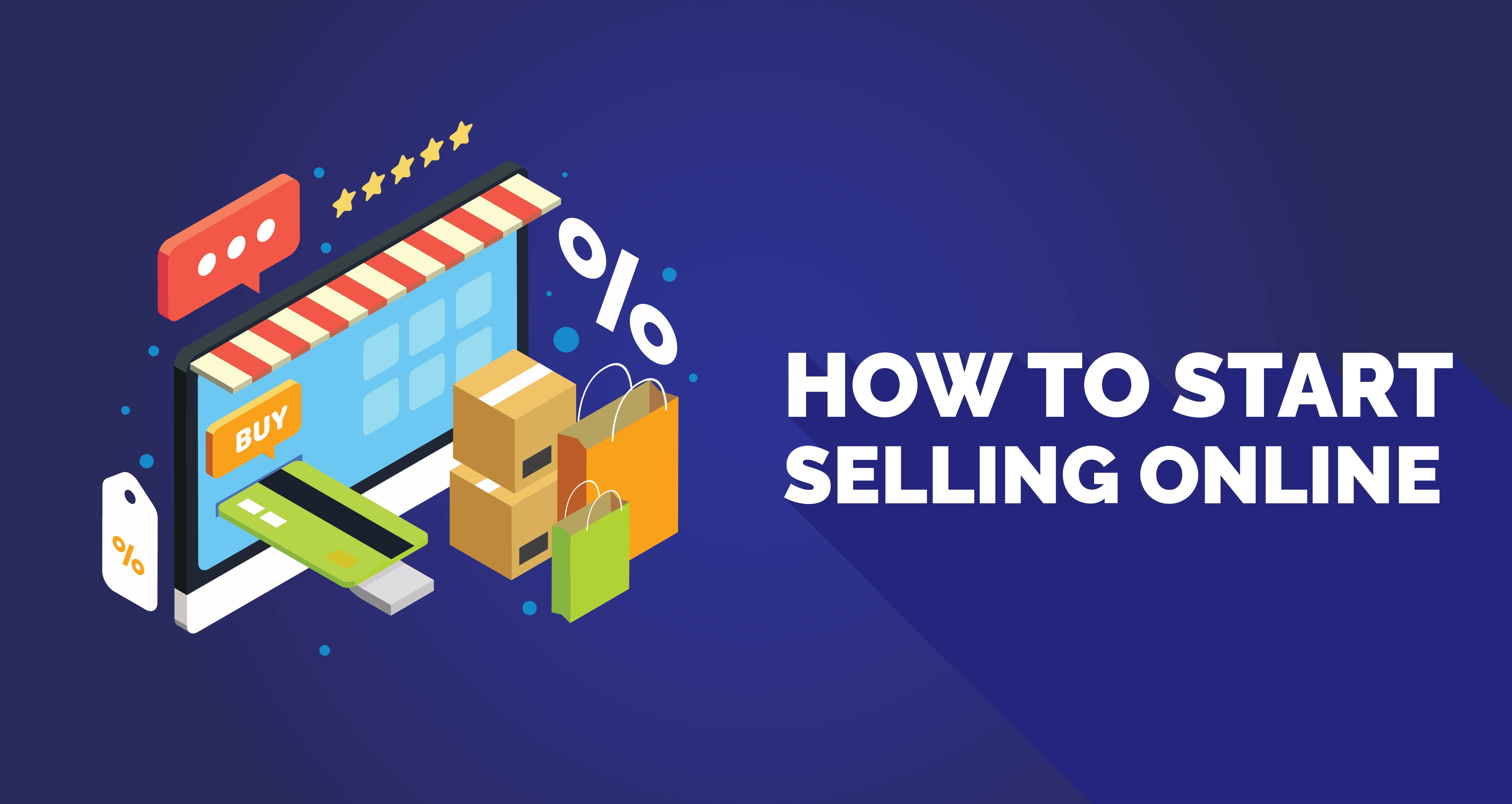 A Guide To Selling Products Online - RedDino Ventures